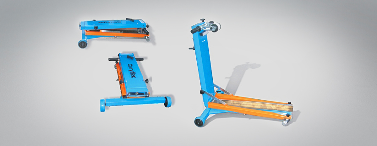 Carryflex-Transport-und-Hebe-Roller