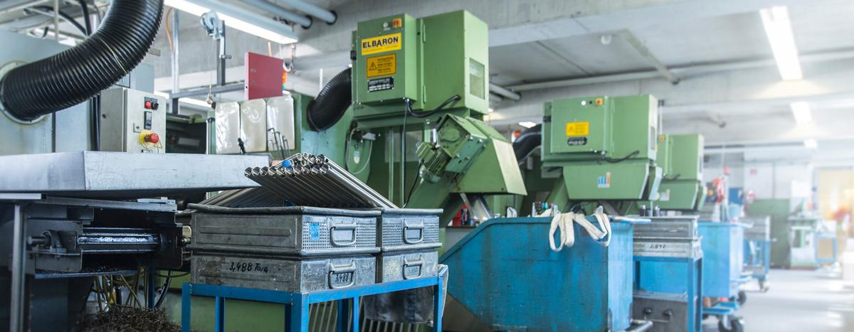 Max Mueller MD3S CNC Drehmaschinen
