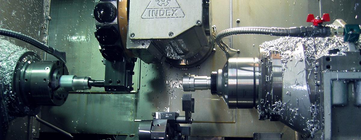 Index G300 CNC Drehmaschine